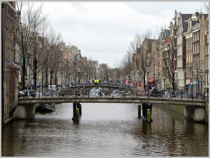 Amsterdam Kanal von Joe Dielis (flickr)
